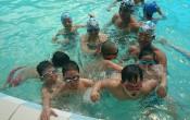 lớp học bơi trẻ em
