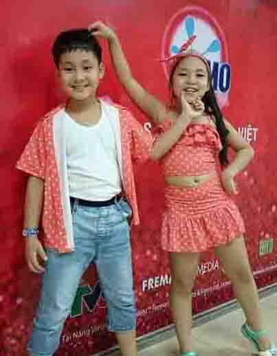Anh em song sinh Gia Linh & Gia Bảo<span>Á quân Việt Nam Got Talent 2015</span>