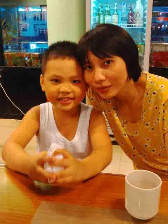 Lê Trinh<span>Phụ huynh bé Tô Hải Phong 4 tuổi</span>