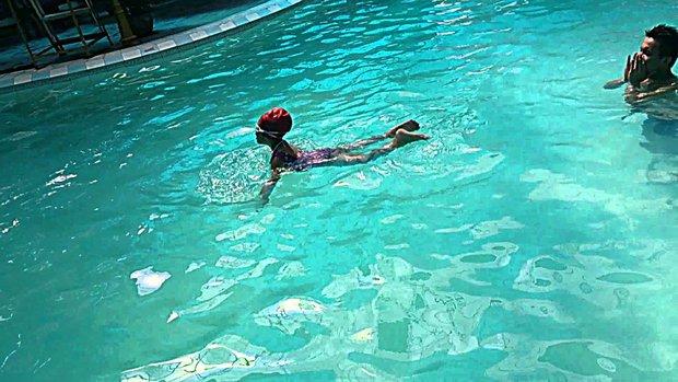 Những sai lầm cơ bản khi học bơi ếch 1