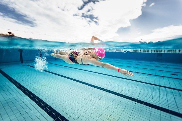 Kết quả hình ảnh cho học bơi