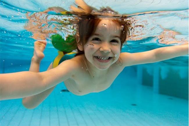 Kết quả hình ảnh cho bơi cảm nhận nước